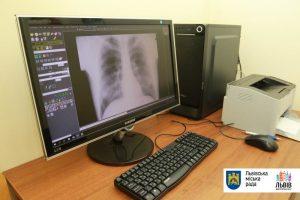 Відкриття сучасного рентген-кабінету у 2-ому поліклінічному відділенні м.Винники.
