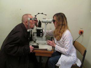 """Акція. """"Дні профілактики та раннього виявлення глаукоми""""."""